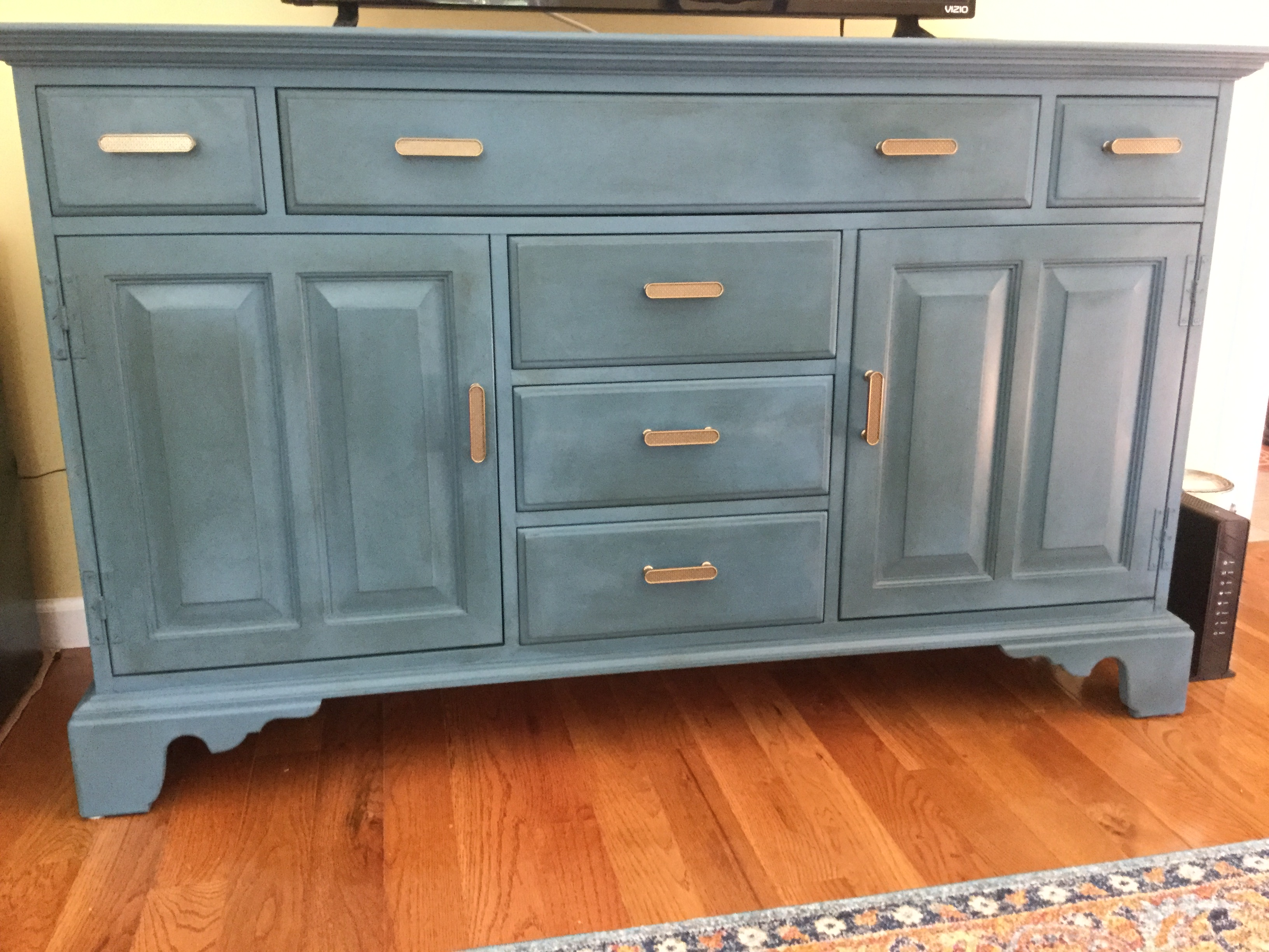 Cabinetry Restyling