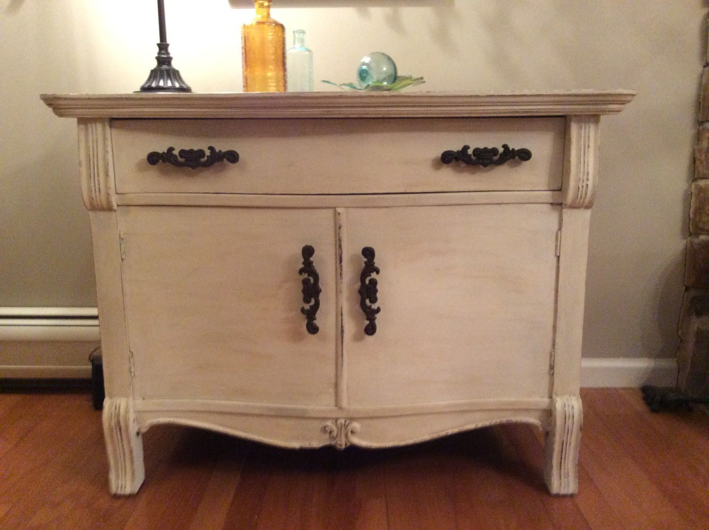 Vintage Cabinet | Furniture Restyling in Western MA