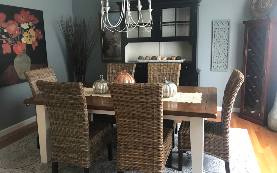 Fall Projects: Dining Room